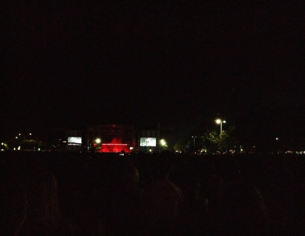 The Strokes at FYF