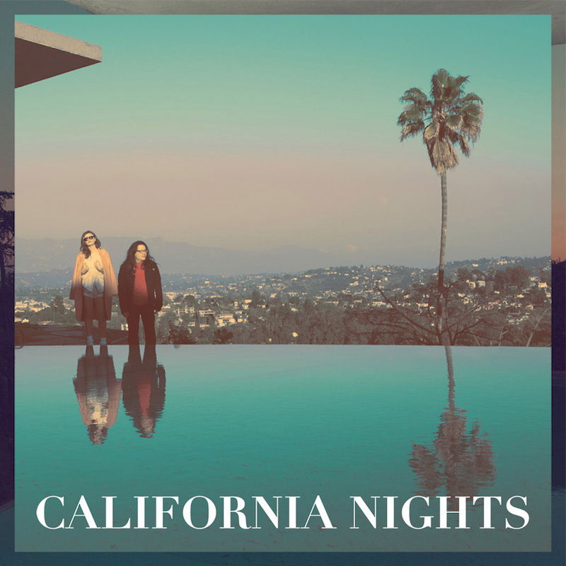 best-coast-california-nights-artwork